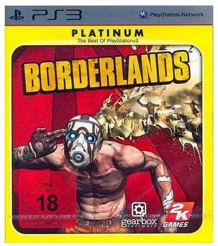 Ak tronic Borderlands (Platinum) (PS3)