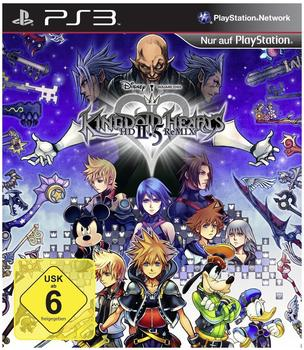 Kingdom Hearts: HD 2.5 Remix (PS3)