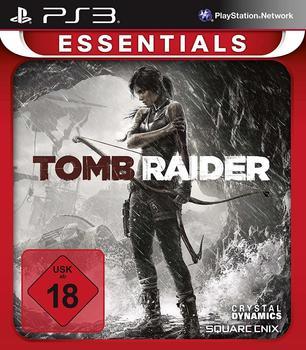 Square Enix Tomb Raider (Essentials) (PS3)