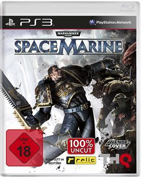 THQ Warhammer 40.000: Space Marine (PS3)