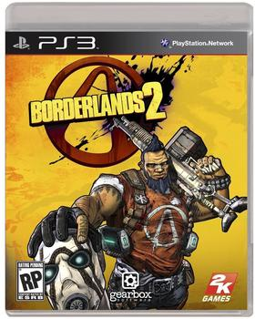 2K Games Borderlands 2 (PEGI) (PS3)