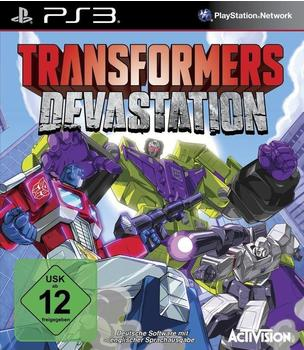 Activision Transformers: Devastation (PS3)