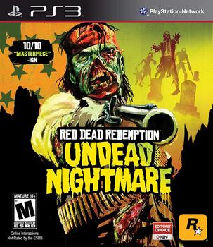 Take 2 Red Dead Redemption: Undead Nightmare (ESRB) (PS3)