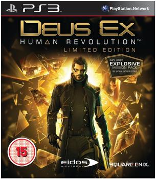 Deus Ex: Human Revolution - UK Limited Edition (PS3)