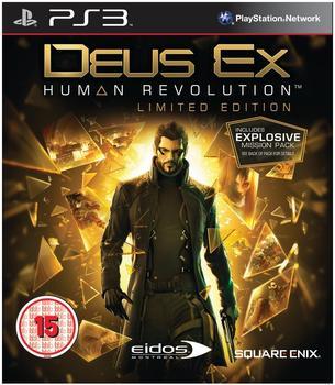 Deus Ex: Human Revolution - UK Limited Edition (PS3)