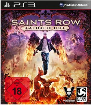 Deep Silver Saints Row: Gat Out of Hell (PS3)