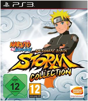 BANDAI Naruto Shippuden: Ultimate Ninja Storm Collection (PS3)