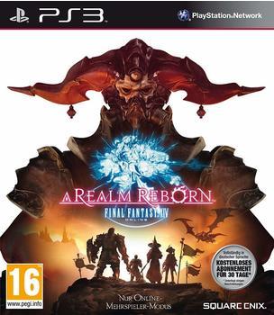 Square Enix Final Fantasy XIV Online: A Realm Reborn (PEGI) (PS3)
