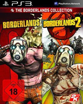 2K Games Borderlands + Borderlands 2 (Bundle) (PS3)