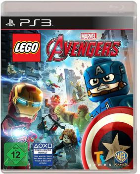 Warner Lego Marvel Avengers (PS3)