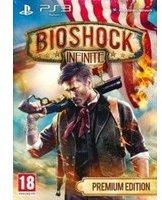 2K Games Bioshock Infinite - Premium Edition (PEGI) (PS3)