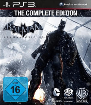 Batman: Arkham Origins -The Complete Edition (PS3)