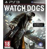 Ubisoft Watch Dogs - Bonus Edition (PEGI) (PS3)