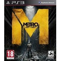 THQ Metro: Last Light - First Edition (PS3)