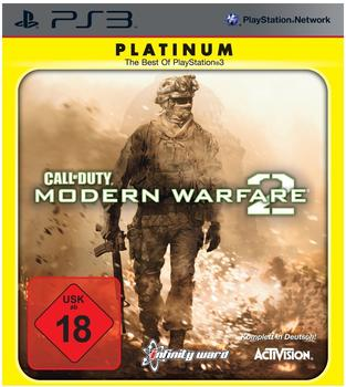 Activision Call of Duty: Modern Warfare 2 (Platinum) (PS3)
