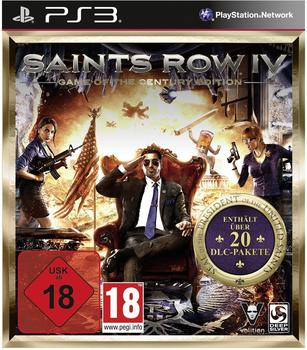 Deep Silver Saints Row IV - Game of the Century Edition (PS3)