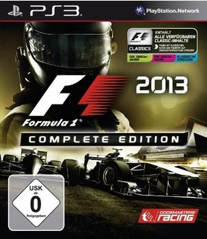 F1 2013: Complete Edition (PS3)