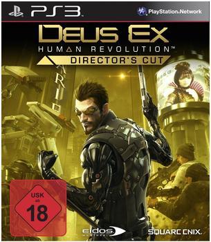 Square Enix Deus Ex: Human Revolution - Directors Cut (PS3)