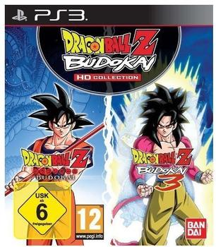 Namco Dragonball Z: Budokai (HD Collection) (PS3)
