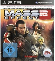 Electronic Arts Mass Effect 2 (PEGI) (PS3)