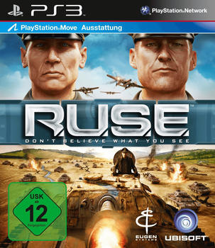 UbiSoft R.U.S.E. - Dont believe what you see (PEGI) (PS3)