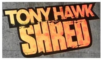 Activision Tony Hawk: Shred (PS3)