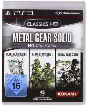 Konami Metal Gear Solid: HD Collection (PS3)