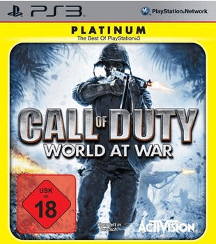 Activision Call of Duty 4: Modern Warfare (Platinum) (PS3)