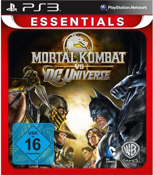 Warner Mortal Kombat vs. DC Universe (Essentials) (PS3)
