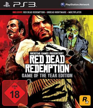 Rockstar Red Dead Redemption - Game of the Year Edition (PS3)