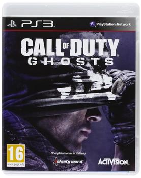 Activision Call of Duty: Ghosts (PEGI) (PS3)