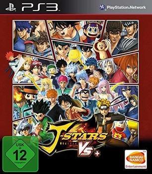 Bandai J-Stars Victory VS+ (PS3)