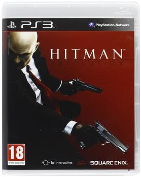 Eidos Hitman: Absolution (PEGI) (PS3)