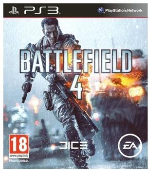 Electronic Arts Battlefield 4 (PEGI) (PS3)