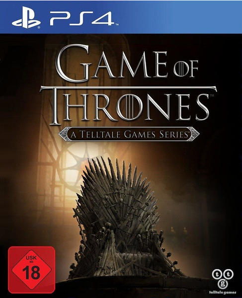 Game of Thrones: A Telltale Games Series (PS3)