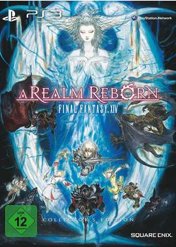 Square Enix Final Fantasy XIV Online: A Realm Reborn - Collectors Edition (PS3)