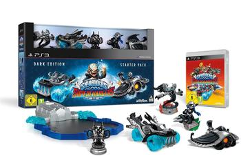 Skylanders: Superchargers - Dark Edition Starter Pack (PS3)