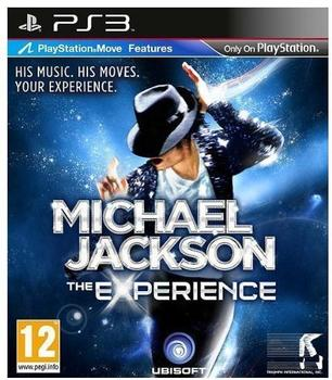 UbiSoft Michael Jackson: The Experience (Move) (PEGI) (PS3)