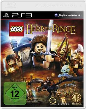 LEGO Der Herr der Ringe (PS3)