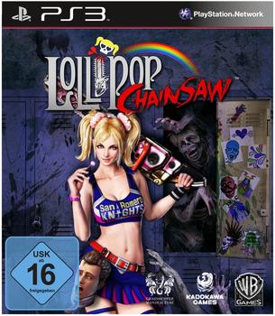 Warner Lollipop Chainsaw (PS3)