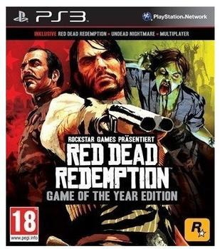 Take 2 Red Dead Redemption - Game Of The Year (PEGI) (PS3)