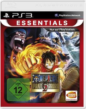 One Piece: Pirate Warriors 2 (PS3)