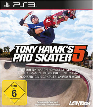 Tony Hawk's Pro Skater 5 (PS3)