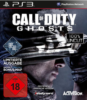 Activision Call of Duty: Ghosts - Limited Edition (PEGI) (PS3)