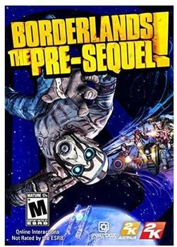2K GAMES Borderlands: The Pre-Sequel (PEGI) (PS3)