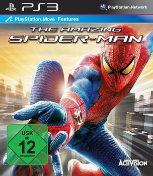 Activision The Amazing Spider-Man (Essentials) (PS3)