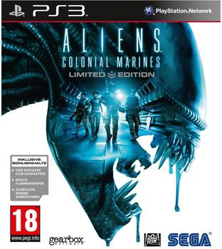 Sega Aliens: Colonial Marines - Limited Edition (PEGI) (PS3)