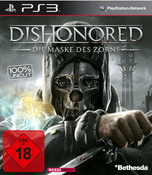 BETHESDA Dishonored: Die Maske des Zorns (PS3)