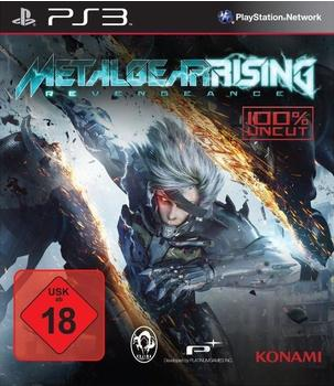 Metal Gear Rising: Revengeance (PS3)