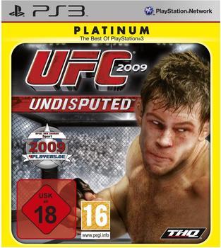 THQ UFC Undisputed 2009 (Platinum) (PS3)